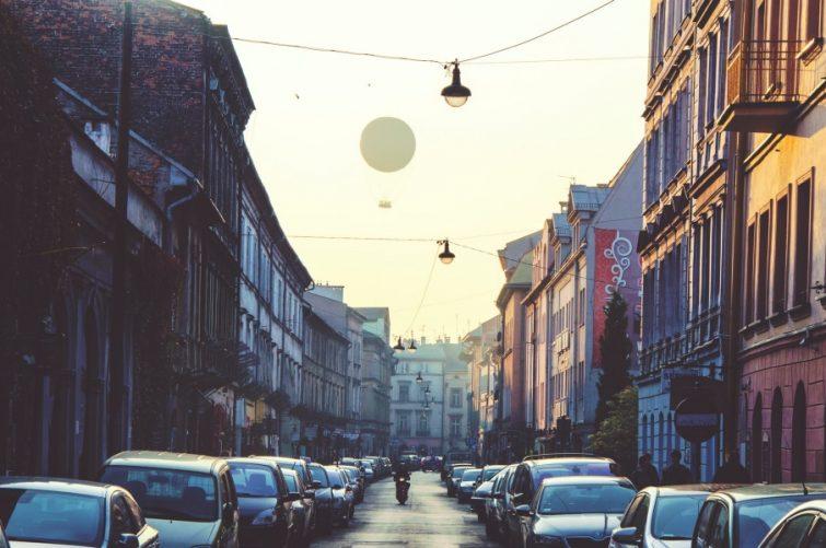Przeprowadzka do Krakowa