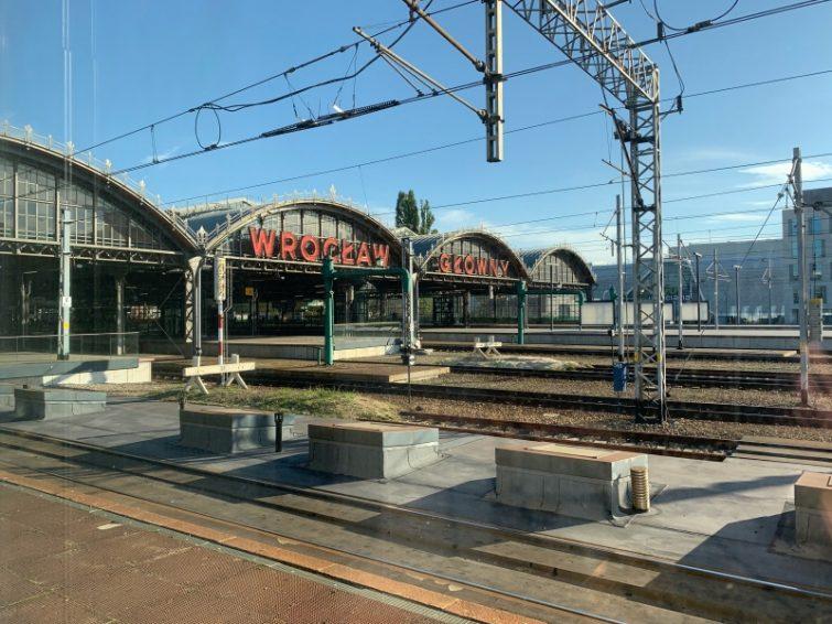 Wroclaw transport