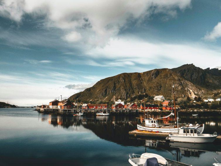 norwegia przeprowadzka