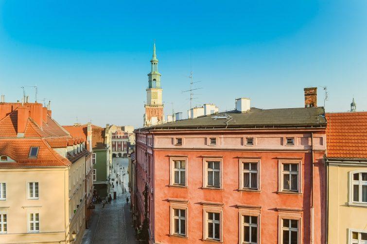 Przeprowadzka do Poznania